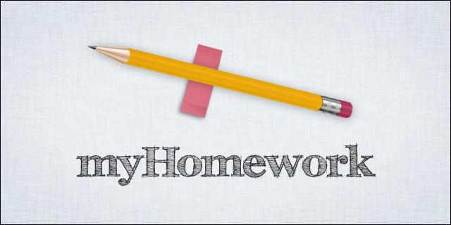 MyHomework App